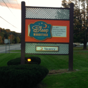Sleep Woodstock Open For Business
