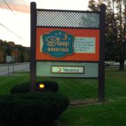 Sleep Woodstock Open For Business