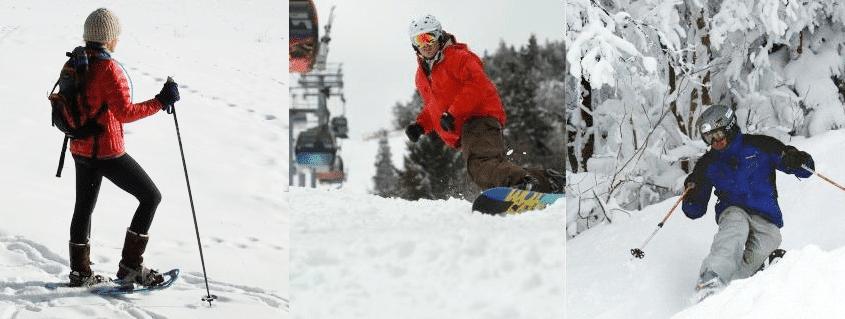 Plan Your Ski Trip at Sleep Woodstock Motel