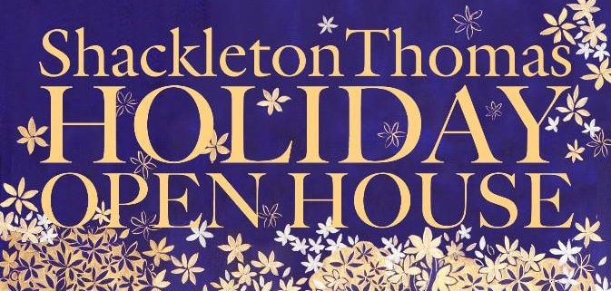 ShackeltonThomas Holiday Open House