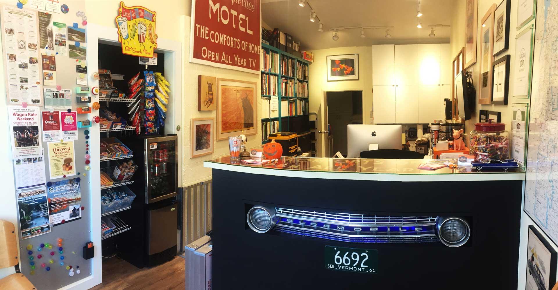 classic vintage woodstock vt motels